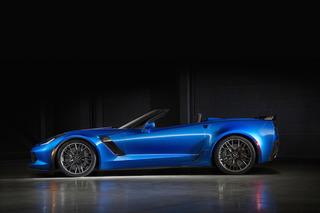 625-HP Corvette Z06 Convertible Drops Its Top Before NY Auto Show