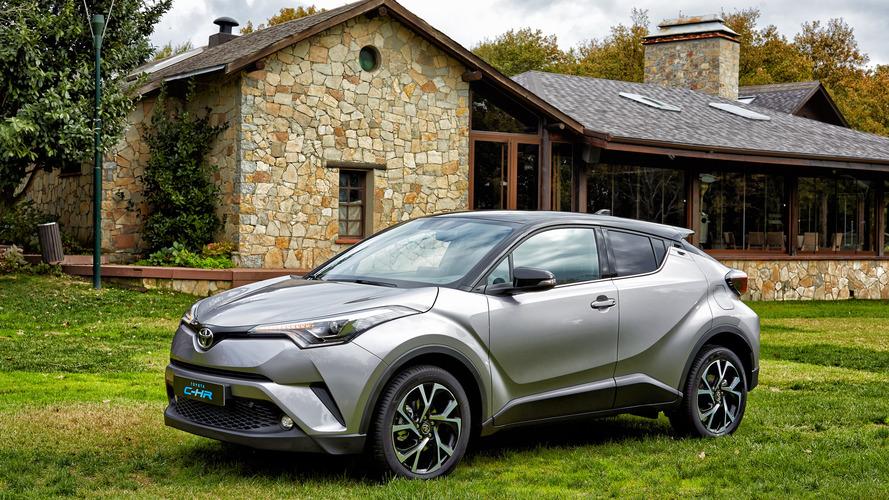 Toyota C-HR'da fiyatlar oldukça iddialı