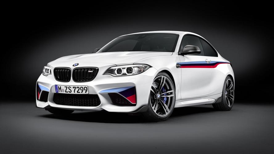BMW, Essen'de genişletilmiş M Performance kataloğunu sunuyor