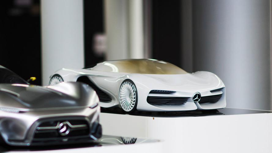 Bu gördüğümüz Mercedes Project One mı?