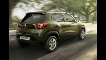 Só para emergentes: Renault confirma que Kwid não será vendido na Europa