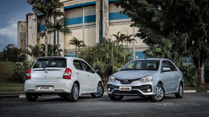 Toyota Etios fica mais caro na tabela de abril - Confira valores