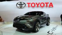 Salão do Automóvel: Toyota C-HR é apresentado no Brasil para testar reação do público