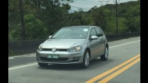 Flagra: pegamos o VW Golf Tiptronic nacional pronto para a estreia!