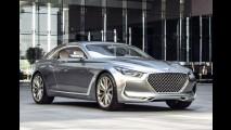 Genesis confirma dois sedãs, um cupê e dois SUVs de luxo até 2020