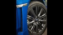 Volta rápida: Subaru WRX STI mantém alma de