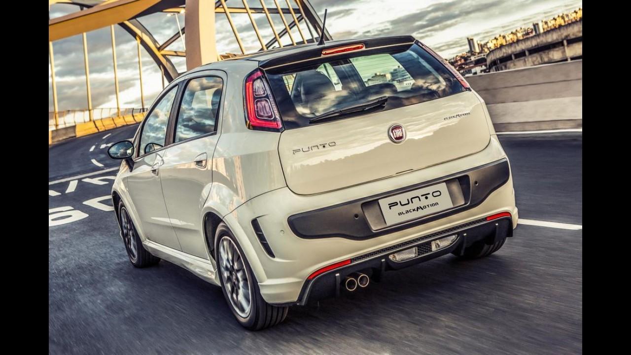 Fiat Punto 2017 chega com novos itens e preço inicial de R$ 51.650