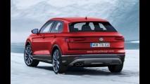 Nova família Gol: Projeções antecipam inédito SUV compacto da VW