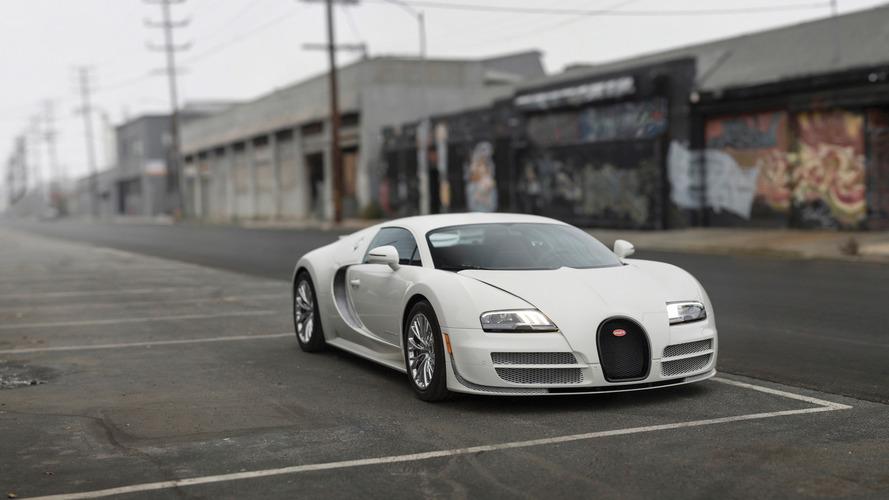 La dernière Bugatti Veyron assemblée est à vendre