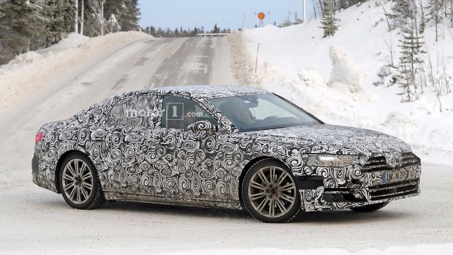 El Audi A8 2017 puede circular con el motor apagado a 160 km/h