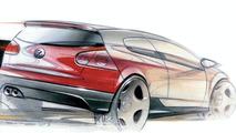 New VW Golf GTI Details