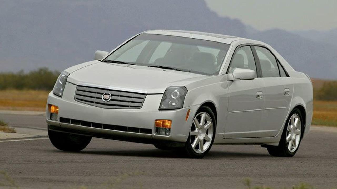 Cadillac CTS 2005