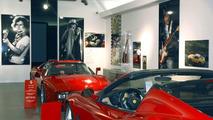 Ferrari and the music