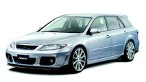 Mazda Atenza Sport Wagon GIALLA