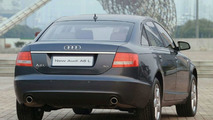 New Audi A6 L