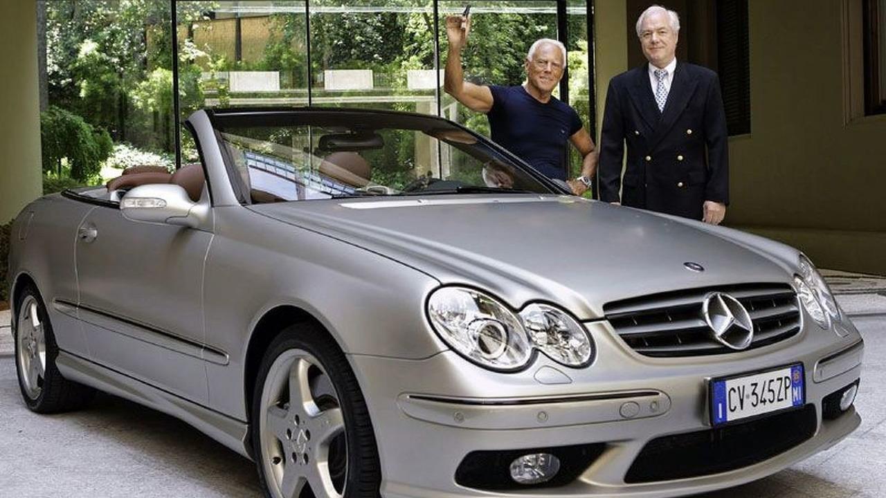 Mercedes-Benz CLK 500 Cabriolet Designo