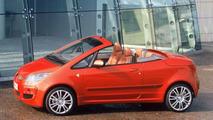 Mitsubishi Colt Coupe-Cabriolet