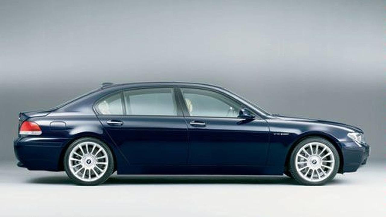BMW 760Li Yachtline