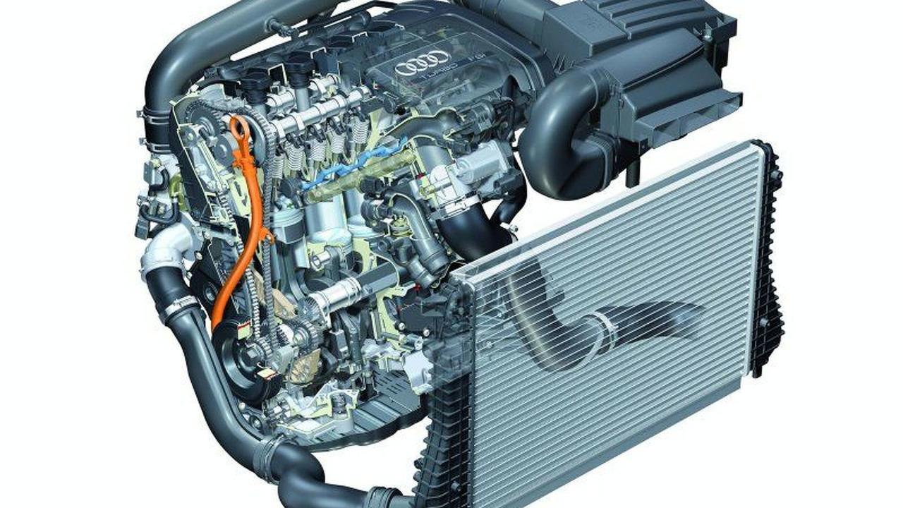 New Audi 1.8 TFSI Engine