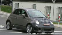 Spy Photo of Fiat 500 Abarth SS