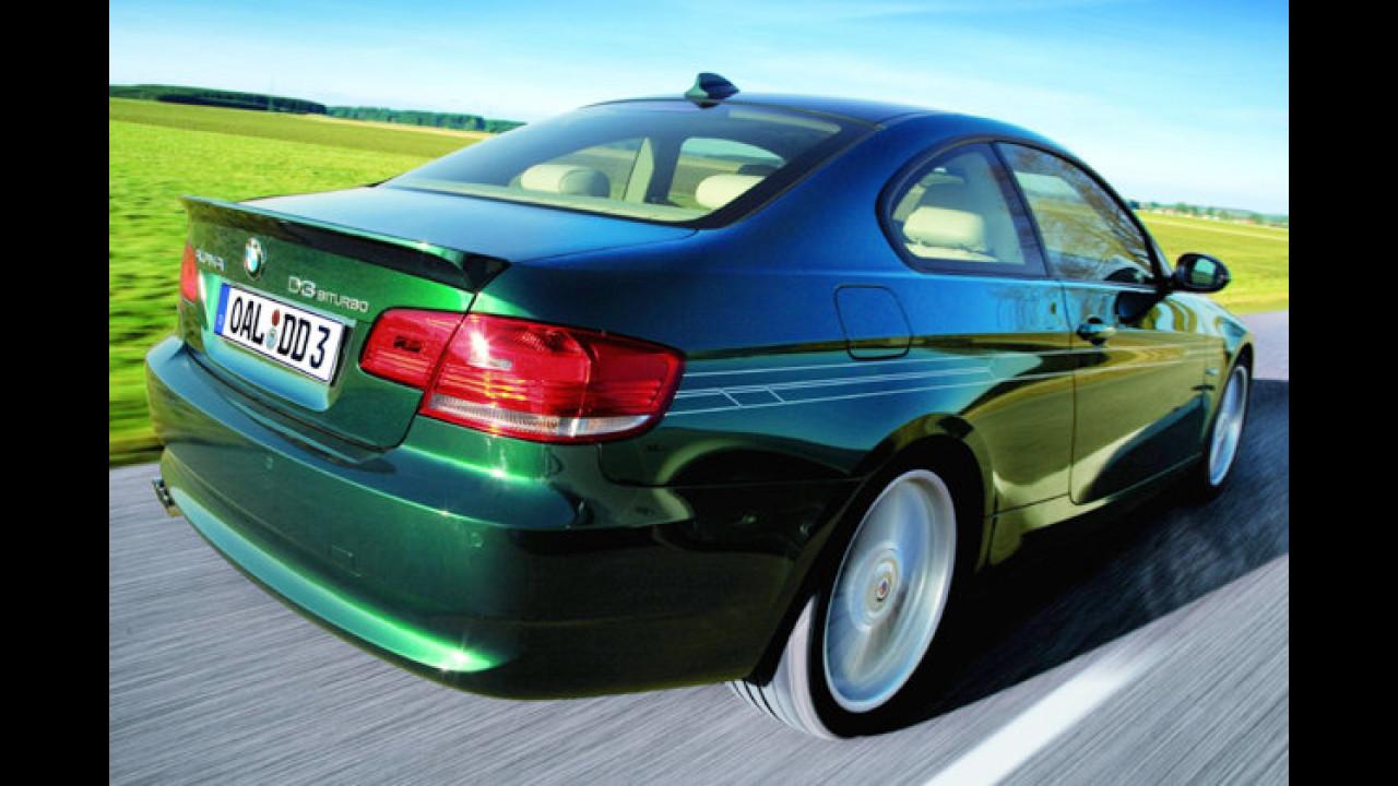BMW Alpina D3 Bi-Turbo Coupé