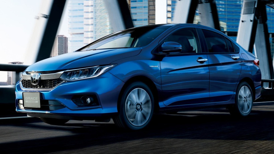 Novo Honda City estreia no Japão com itens que nem nosso Civic tem