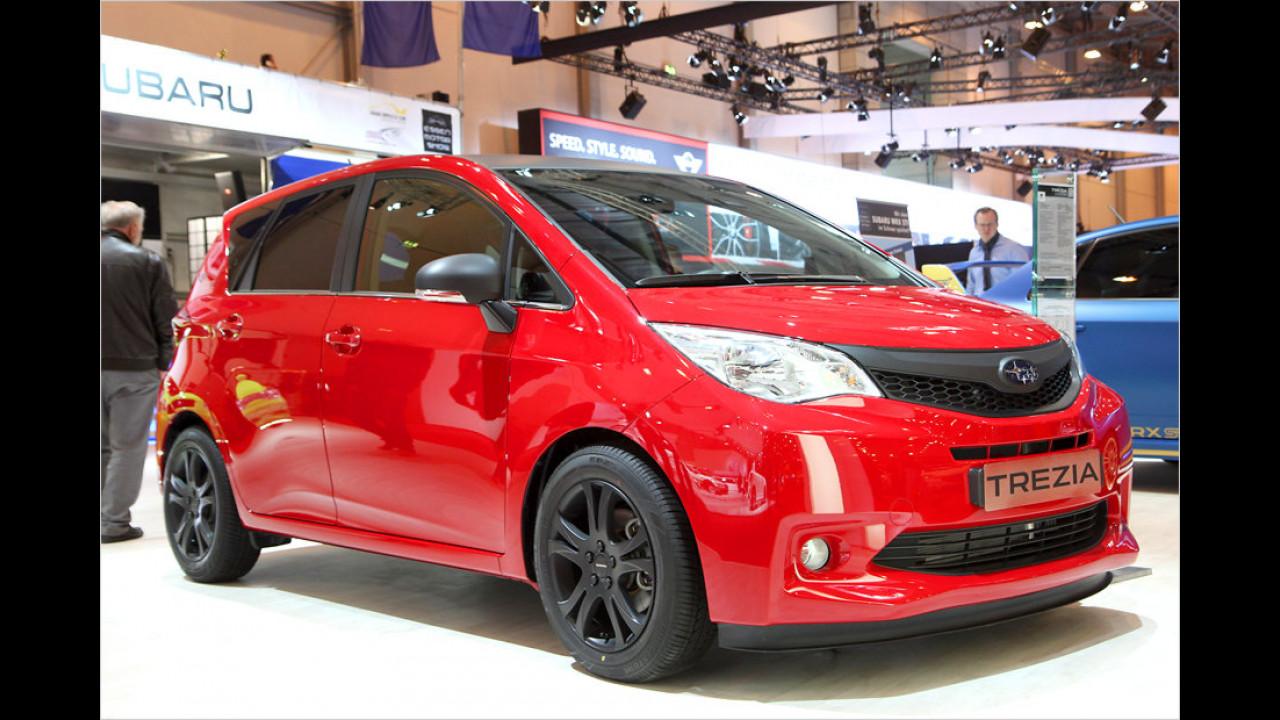 Subaru Trezia Sport