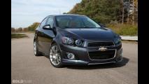 Chevrolet Sonic Dusk SEMA