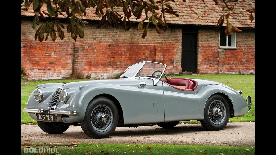 Jaguar XK120 SE Roadster