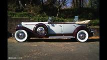 Packard Twin Six Dual Cowl Sport Phaeton