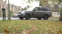 2017 Range Rover long term car