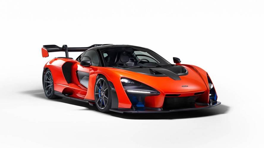 McLaren reveals new Senna hypercar