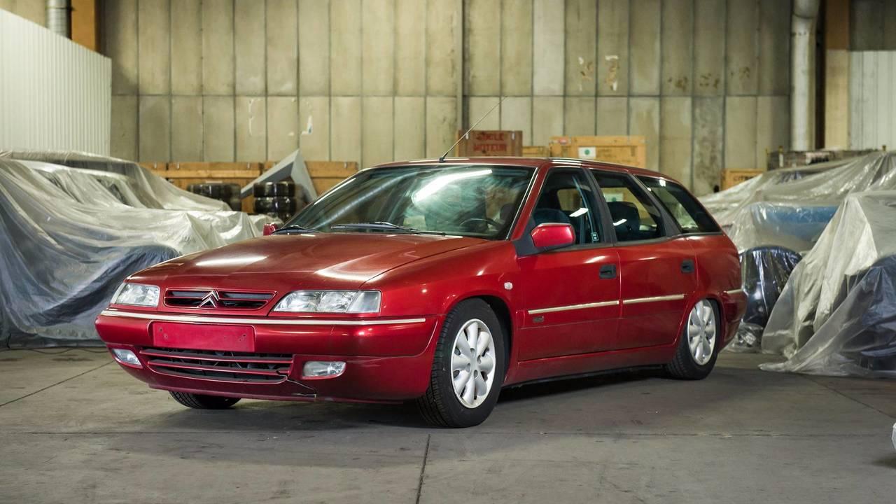 2001 Citroën Xantia Break Phase 2