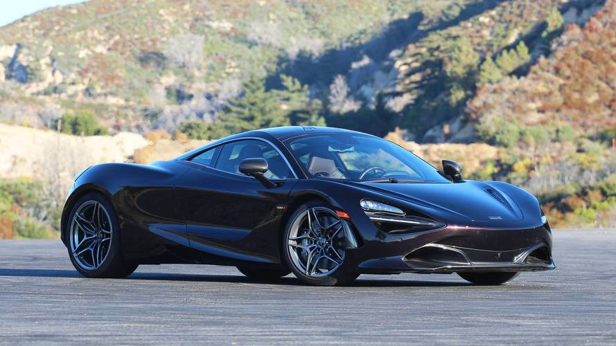 2018 McLaren 720S: The Best Car I Drove Last Year
