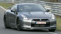 Nissan GT-R V-Spec Spied
