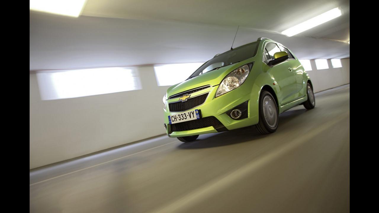 Auto e crisi: ecco i modelli che costano meno di 10.000 euro