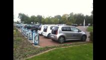 Volkswagen e-up!, prima prova su strada della piccola elettrica tedesca