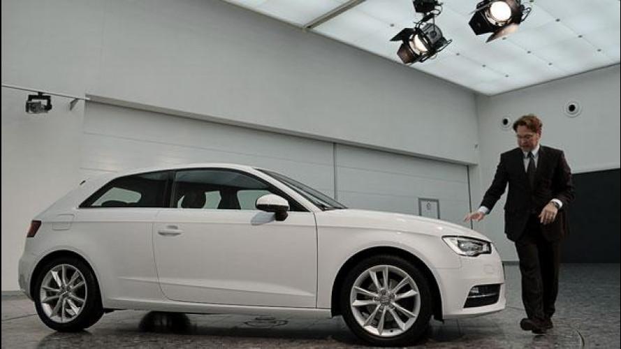 Nuova Audi A3, la rivoluzione della tradizione