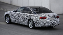 2015 Audi A8 facelift spy photo 16.4.2013
