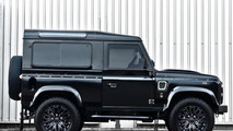 Land Rover Defender Harris Tweed Edition by Kahn Design