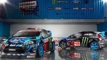 Ken Block Hoonigan Racing Division livery 23.1.2013