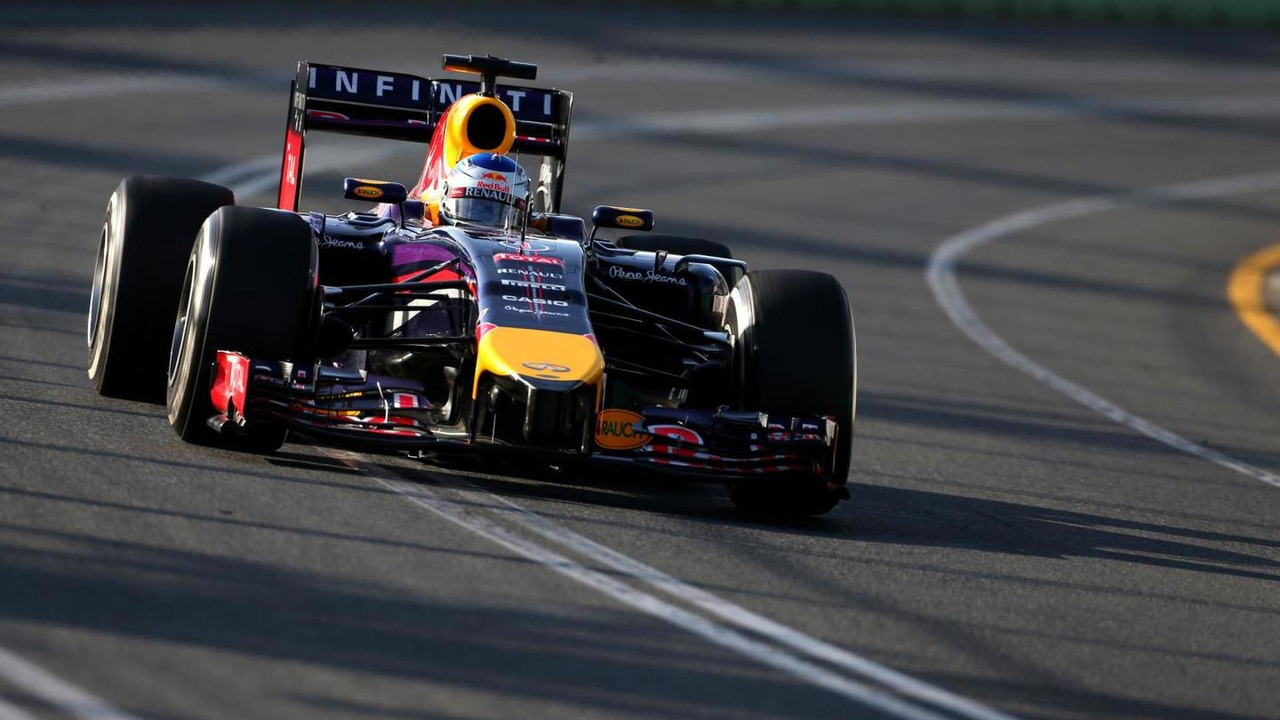Sebastian Vettel (GER), 14.03.2014, Australian Grand Prix, Albert Park, Melbourne, Practice Day / XPB Images
