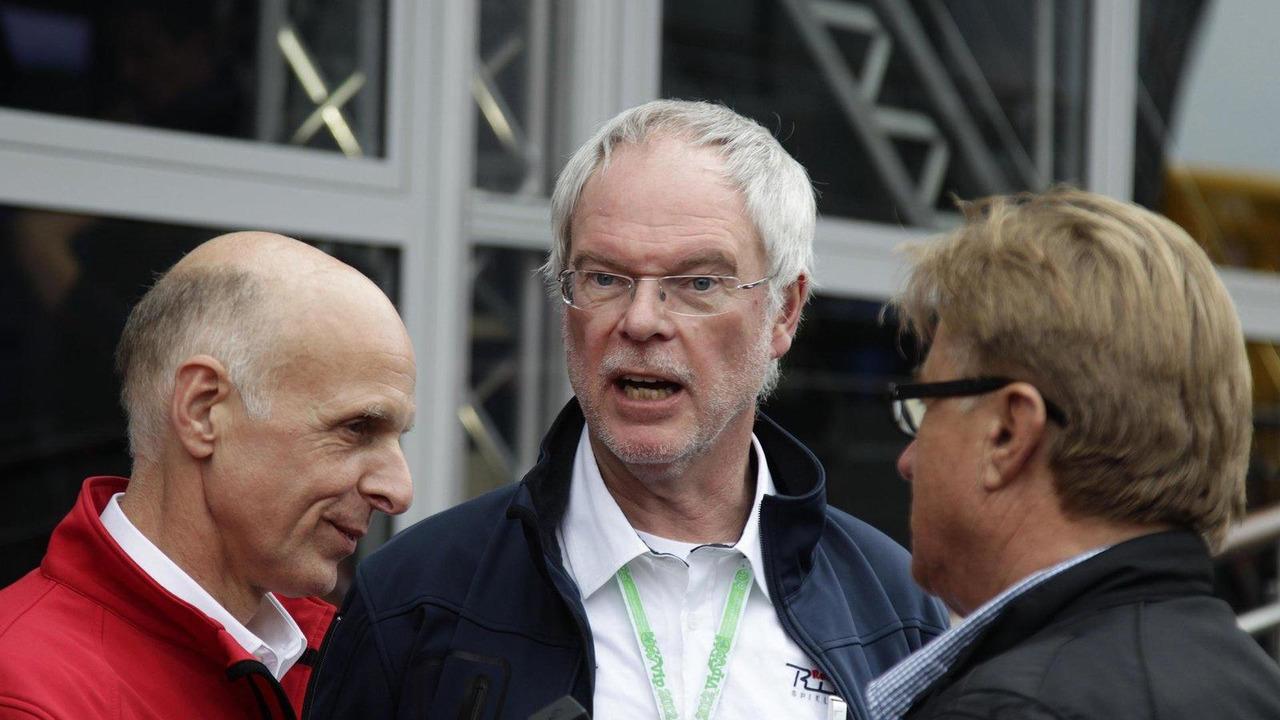Dr. Walter Kafitz 20.07.2012 German Grand Prix