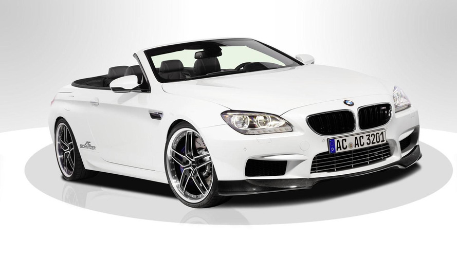 AC Schnitzer tunes the BMW M6 Coupe, Convertible and GranCoupe