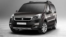 2015 Peugeot Partner facelift