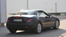 2016 Mercedes-Benz SLC spy photo