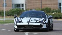 2015 Ferrari 458 M spy photo