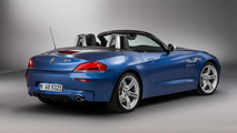 2016 BMW Z4 in Estoril Blue