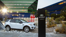 Land Rover Discovery Sport US-spec