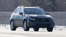 2016 / 2017 Subaru Impreza mule spy photo